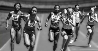 Le sport chez les femmes